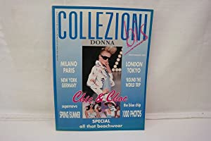 Collezioni Donna ; Pret-A-Porter, Spring/Summer; N.32 1993. with English Text , Special all that ...