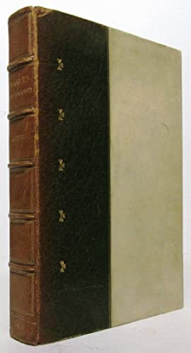 Charles the Second (In custom vellum/morocco binding): John Heneage Jesse