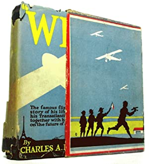 We (Facsimile 1st Edition in DJ & Slipcase): Charles A. Lindbergh