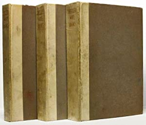 Note Books of Percy Bysshe Shelley in Three Volumes