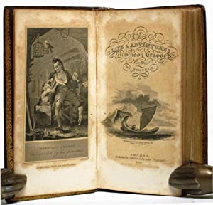 The Life and Adventures of Robinson Crusoe Written by Himself