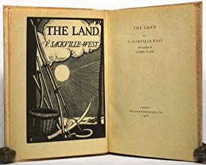 The Land (Signed Limited Vellum Edition): Vita Sackville-West, George Plank