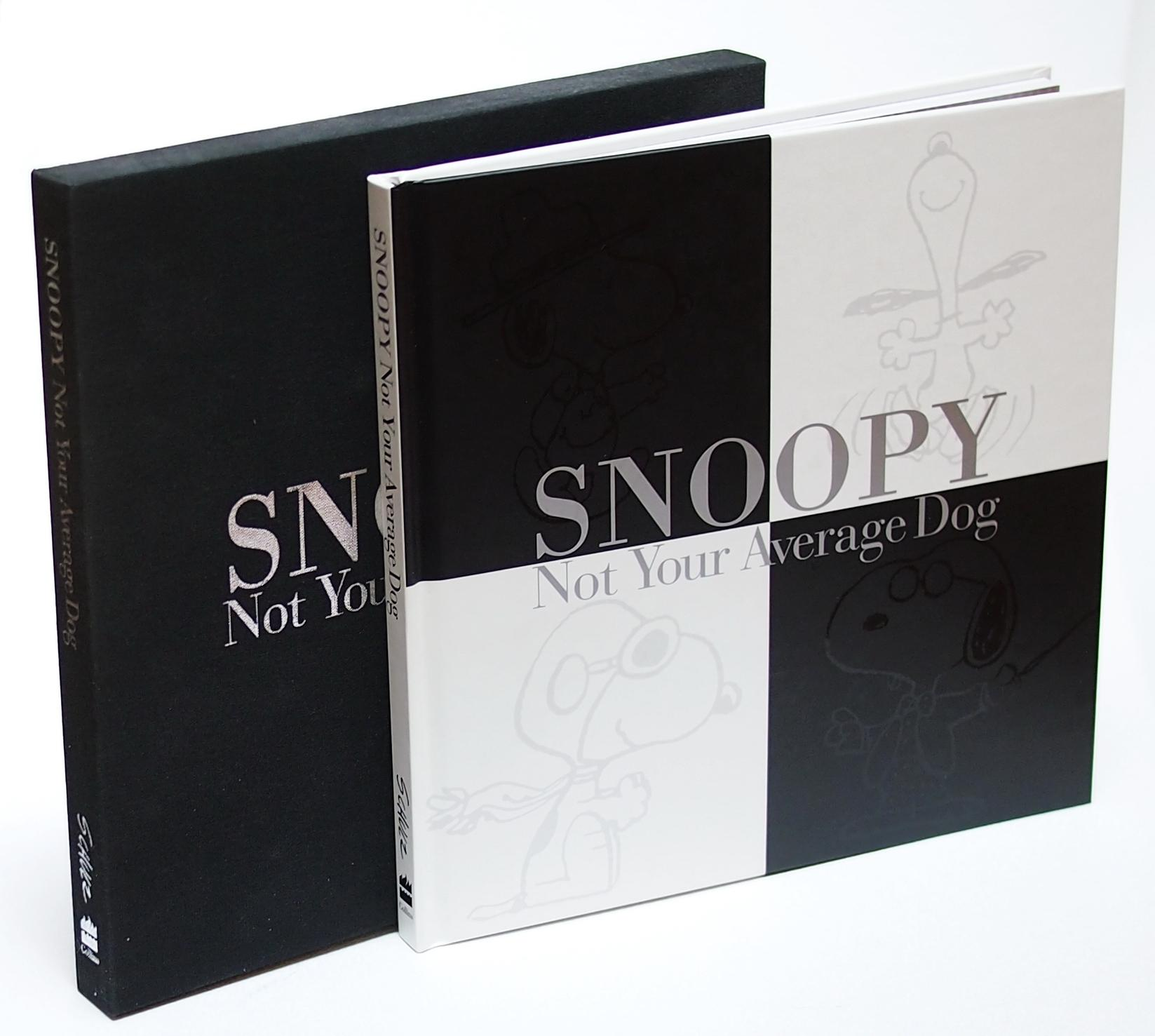 Snoopy: Not Your Average Dog [Signed Limited Edition] Schulz, Charles