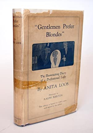Gentlemen Prefer Blondes [signed]