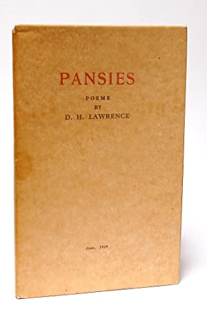 Pansies [signed]
