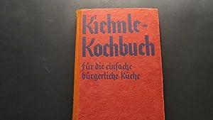 Kiehnle Kochbuch: Hermine Kiehnle