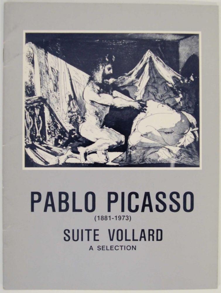 pablo picasso 1881 1973 suite vollard a selection