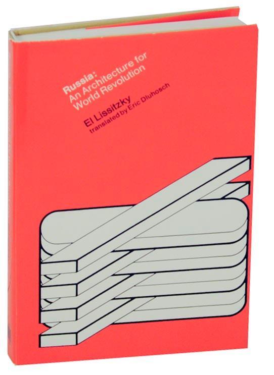 El Lissitzky-Magazine Cover Design Twists-1991 Poster