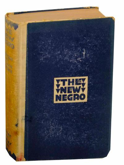 the new negro by alain locke Harlem: mecca of the new negro alain locke (1886-1954) was born and raised in philadelphia he graduated from harvard and continued his studies in europe as the first.