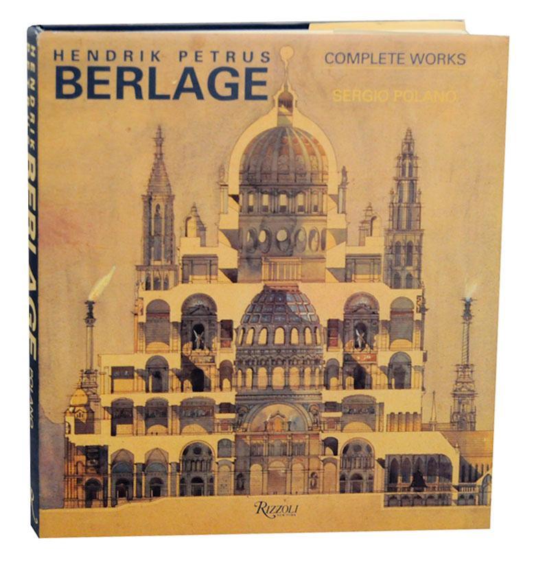 Hendrik Petrus Berlage Complete Works