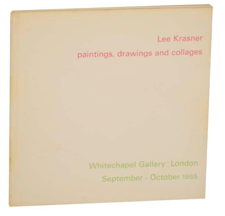 Lee Krasner: Paintings, Drawings and Collages - KRASNER, Lee