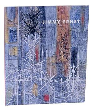 Jimmy Ernst: Radiant Silence: ERNST, Jimmy &