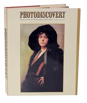 Photodiscovery: Masterworks of Photography 1840-1940: BERNARD, Bruce