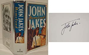 Homeland (Signed First Edition): JAKES, John
