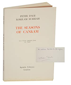 The Seasons of Cankam (Signed Limited Edition): DALE, Peter and