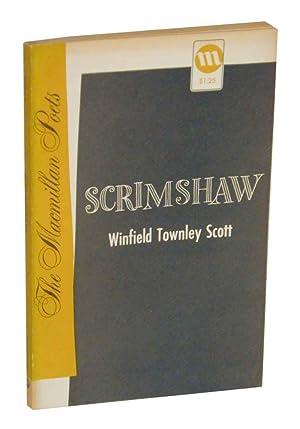 Scrimshaw: SCOTT, Winfield Townley
