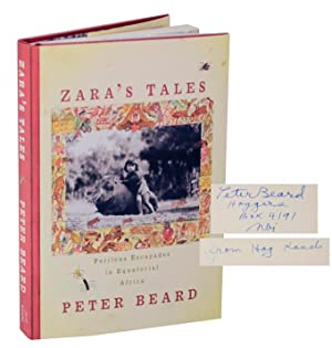 Zara's Tales (Signed First Edition): BEARD, Peter
