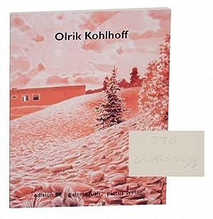 Olrik Kohlhoff: Editions 26 (Signed Limited Edition): KOHLHOFF, Olrik