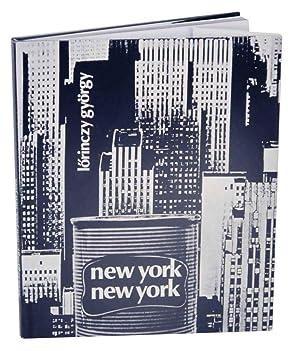 New York, New York: LORINCZY, Gyorgy