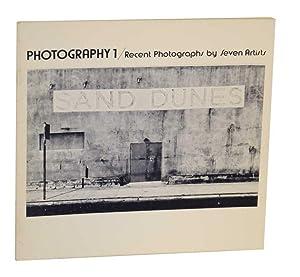 Photography 1 - Recent Photographs by Seven: ADAMS, Robert, Michael