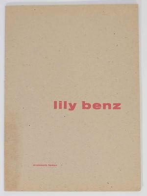 Lily Benz: FREI, Gebhard -