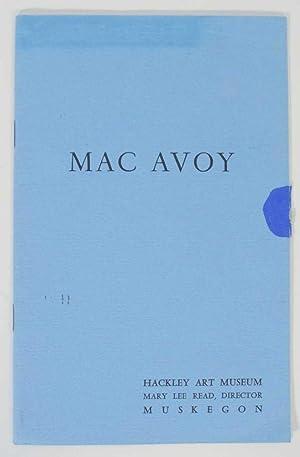 Mac Avoy: BIZARDEL, Yvon -