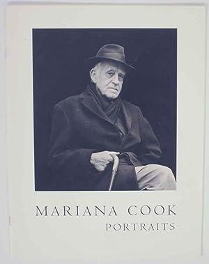 Mariana Cook: Portraits: COOK, Mariana