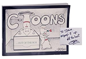 C-Toons. Out of the Box (Signed First Edition)