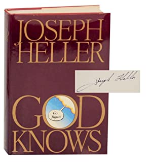 God Knows (Signed First Edition): HELLER, Joseph
