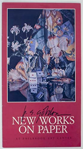 P.S. Gordon: New Works on Paper: GORDON, P.S.