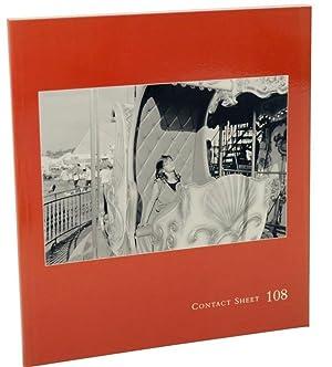 Contact Sheet 108. Joseph Lawton: State Fair: LAWTON, Joseph