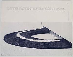 Dieter Hastenteufel: Recent Work: HASTENTEUFEL, Dieter