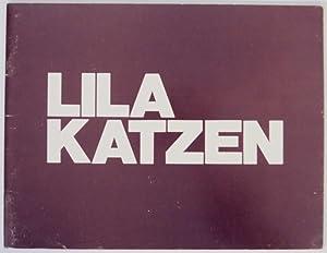 Lila Katzen: Sculpture - Fan / Ribbon: KATZEN, Lila