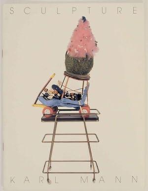 Karl Mann: Sculptures: MANN, Karl and