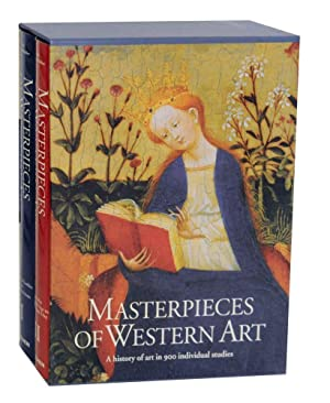 Masterpieces of Western Art: A History of: WALTHER, Ingo F.