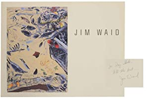 Jim Waid: Recent Paintings (Signed First Edition)