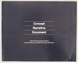 Concept Narrative Document: Recent Photographic works from: TANNENBAUM, Judith -