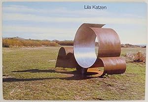 Lila Katzen: Sculpture and Site 1975: KATZEN, Lila and