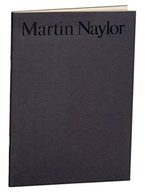 Reflections on the work of Martin Naylor: McEWEN, John -