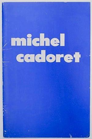 Michel Cadoret: Paintings: CADORET, Michel