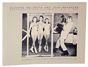 Suzanne Hellmuth and Jock Reynolds: Photographs and: HELLMUTH, Suzanne and