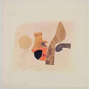 Julius Bissier: Selected Oiltemperas, watercolors, brushdrawings and: BISSIER, Julius