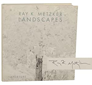 Ray K. Metzker: Landscapes (Signed First Edition): METZKER, Ray K.