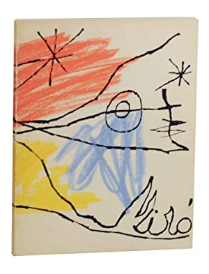 Joan Miro: PENROSE, Roland -