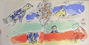 Chagall: DE MANDIARGUES, Andre Pieyre - Marc Chagall