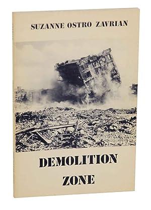 Demolition Zone: ZAVRIAN, Suzanne Ostro
