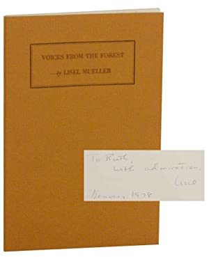 Voices From the Forest (Signed): MUELLER, Lisel