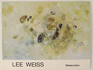 Lee Weiss: Watercolors: COOKE, H. Lester