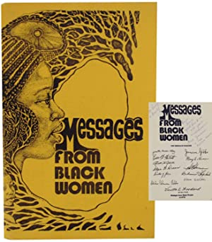 Messages From Black Women (Signed First Edition)