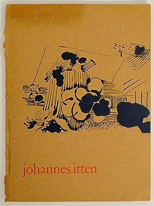 Johannes Itten: ITTEN, Johannes
